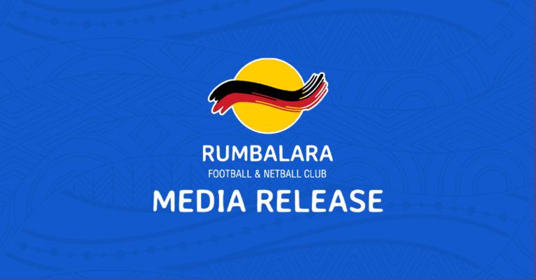 Rumbalara FNC Media Release