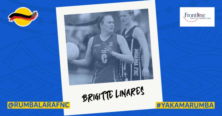 Player Profile - Brigitte Linares