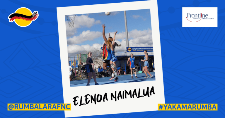 Player Profile - Elenoa Naimalua