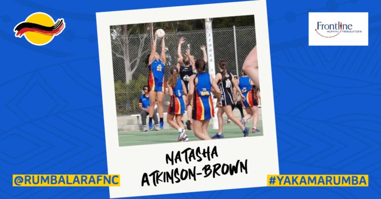 Player Profile - Natasha Atkinson-Brown